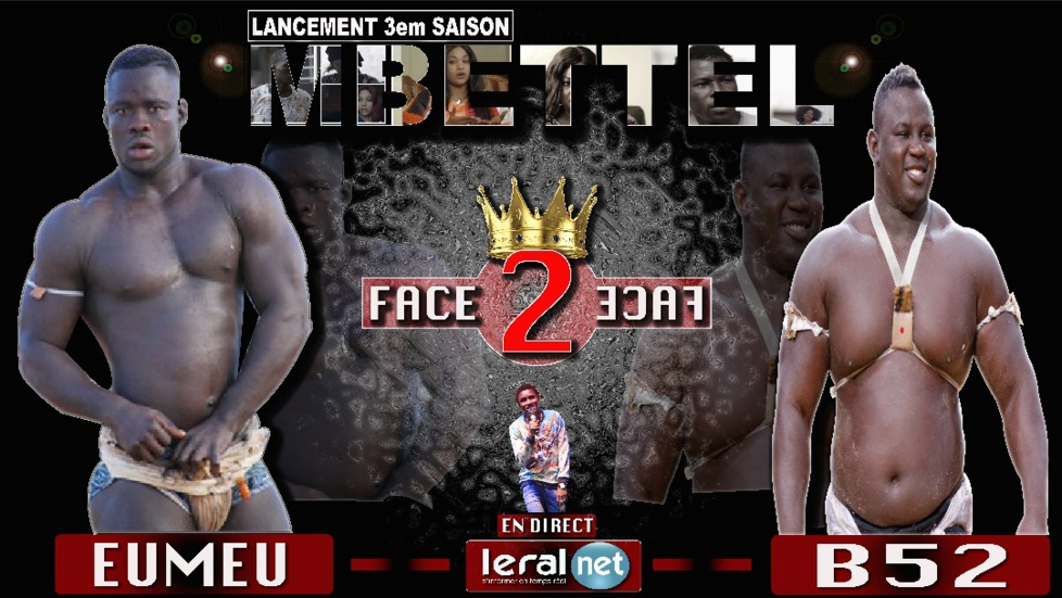REDIFFUSION GRAND THEATRE - Face 2 Face: Eumeu Sène vs Bombardier ( Youtube )