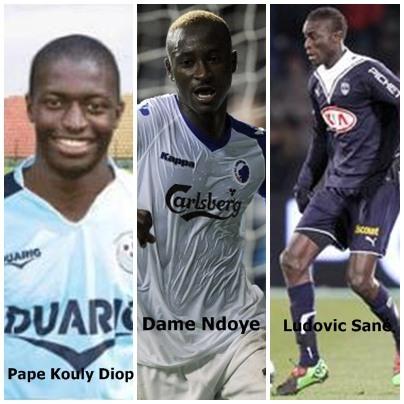RÉACTIONS DES TROIS NOUVEAUX APPELÉS «Influence de Lamine Diatta, une fierté, place à gagner»