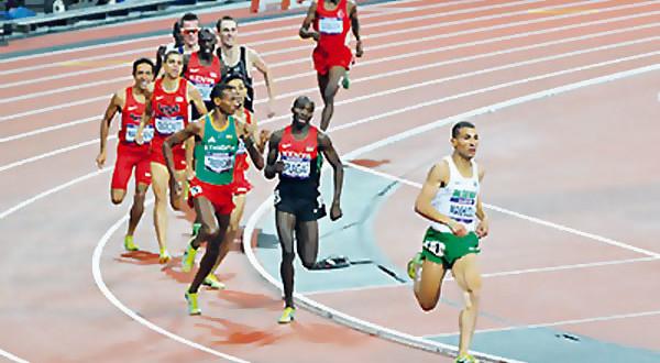 La CAA ne garantit pas le paiement des primes aux Athlètes médaillés (Président)