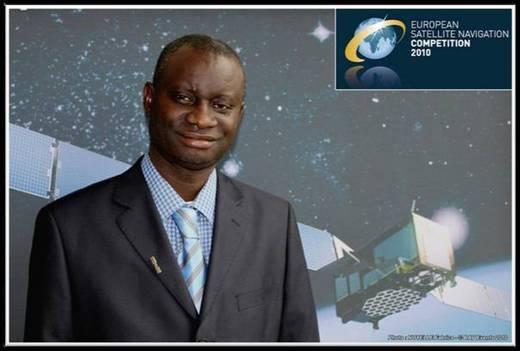 Européen Satellite Navigation Competition 2010 : un sénégalais primé