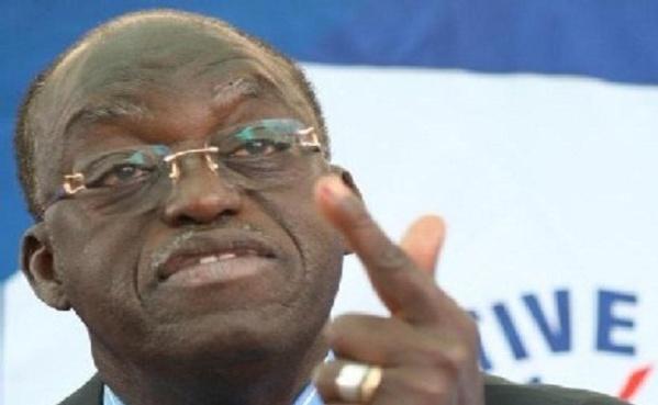 """Moustapha Niasse sort du bois: """"L'opposition est un club de frustrés, de haineux et d'incompétents"""""""