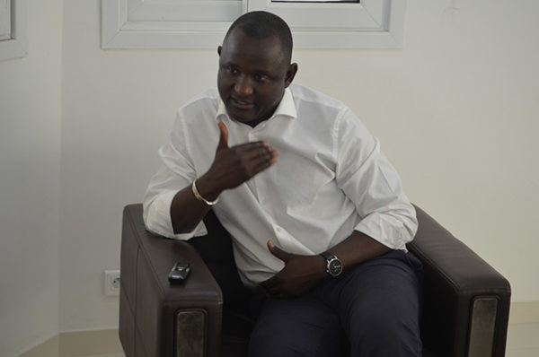 Rencontre exclusive avec Papa Amadou Sarr de la Délégation à l'Entrepreneuriat Rapide