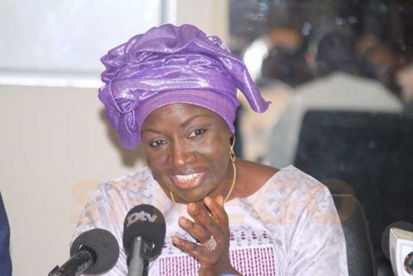 Alioune Badara Cissé, Ousmane Sonko, l'opposition sénégalaise: Mimi Touré revient à la charge et accuse…
