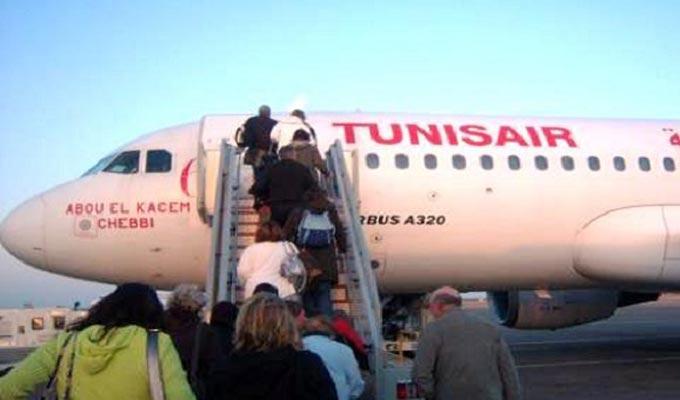 Récit de voyage: La pagaille d'un retour de Colonie de vacances avec Tunis Air