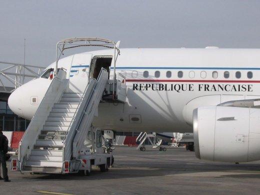 Wade a acheté l'avion de Sarkozy à 32 millions d'euros (20 milliards Fcfa)