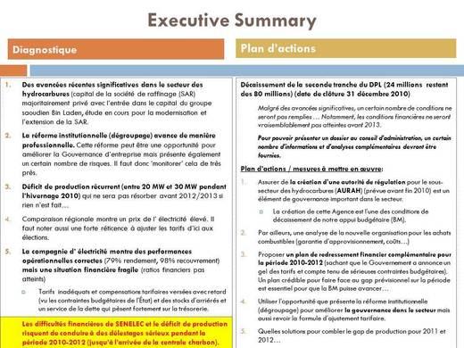 [Documents] Senelec : Des responsables dénoncent « l'audit de trop »