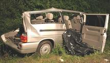 Khombole - Accident : le cortège de Djibo Kâ fait un mort et un blessé grave