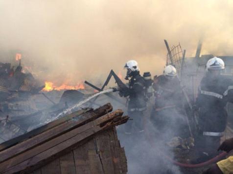 Incendie du marché Zinc de Kaolack:  Les sapeurs-pompiers déplorent le manque de bouches d'incendie