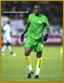 """Sénégal-Diawara : """"Eto'o ne me fait pas peur"""""""
