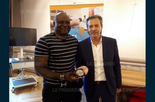 LYON : Le Sénégalais Alioune Diop décoré pour son acte héroïque