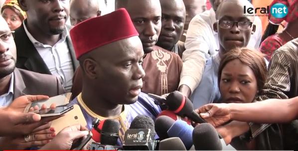 Parrainage : Malick Gackou se démarque du Pds