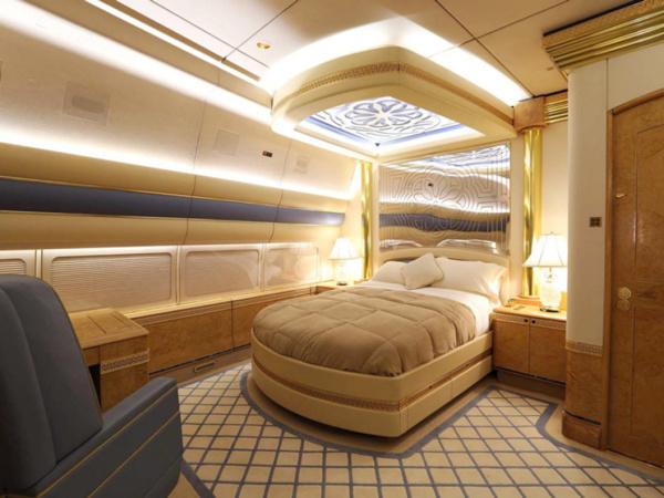 L'émir du Qatar vend ses Boeing 747