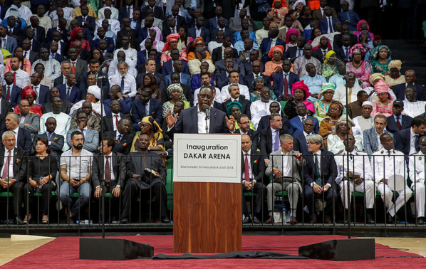 L'Apr va tenir son 10eme congrès au Dakar Aréna