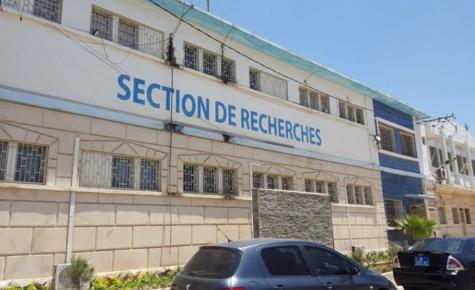 Gendarmerie: La Section  de recherches de Colobane a un nouveau patron