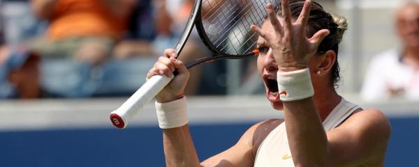 US OPEN : La Numéro 1 mondiale Simona Halep éliminée d'entrée