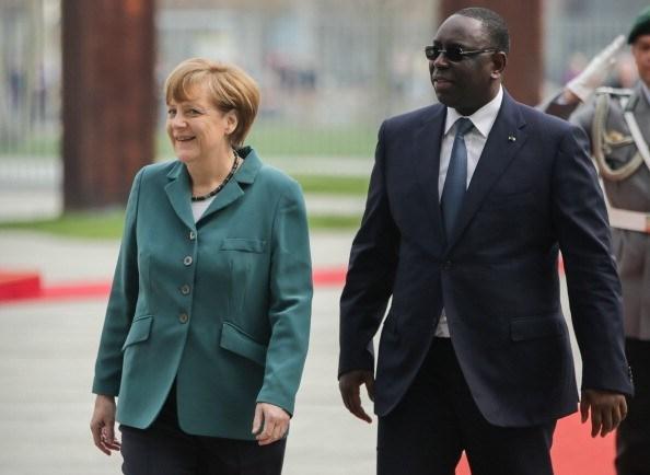 La Chancelière allemande attendue à Dakar demain (officiel)