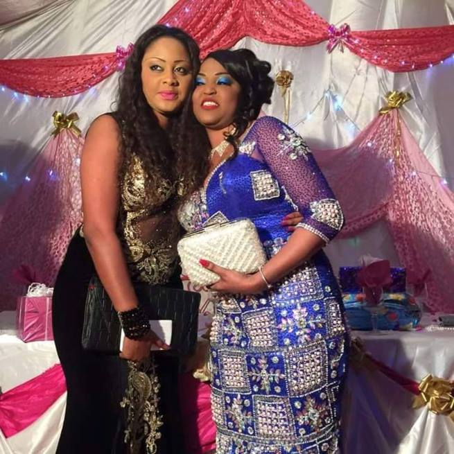 Fatima Diack et Alima Dione