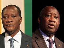 Côte d'Ivoire, le ton vire à l'aigre entre les candidats et inquiète la société civile
