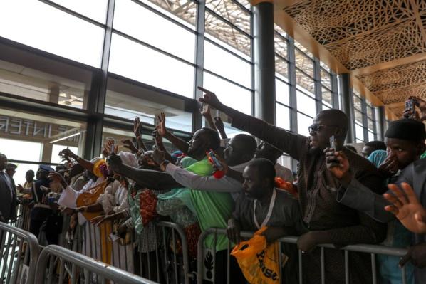 Direct Diamniadio : Lancement officiel de la campagne de parrainage du candidat Macky Sall