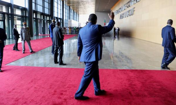 """CICAD - Souleymane Ndéné Ndiaye se moque de ses détracteurs : """"ce qu'ils disent m'est égal """""""