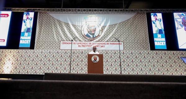 Oumane Tanor Dieng défend Macky Sall : ceux qui décrivent le président comme un …
