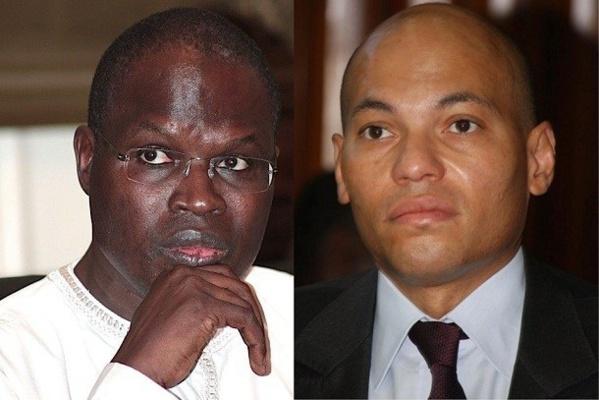 Verdict:  Ce 30 août, Karim Wade et Khalifa Sall à quitte ou double