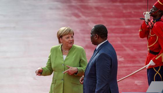 Merkel au Sénégal pour sauver les meubles (Par Papa Ibrahima Diassé)