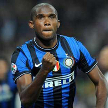Inter Milan: Eto'o présente ses excuses
