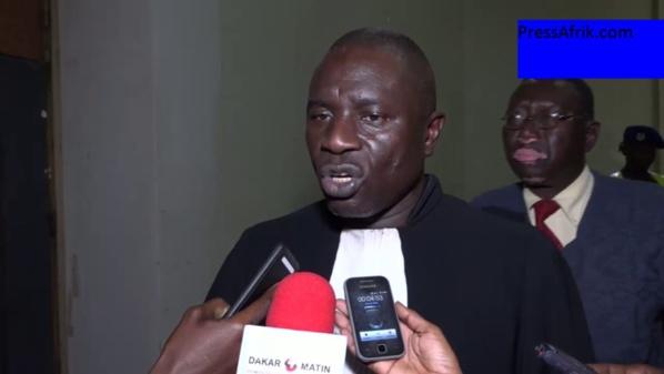 Me Ousseynou Gaye: «Il fallait amasser un peu d'argent pour l'Etat du Sénégal afin de lui permettre de suffoquer Khalifa Sall»