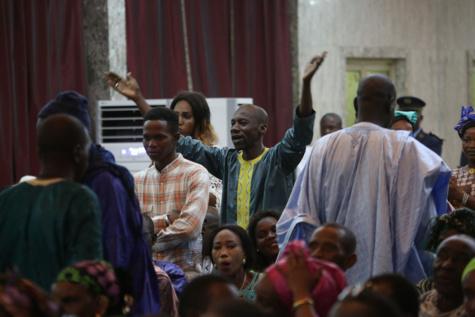 Après l'audience des militants de Matam : Macky Sall reçoit au Palais quelques 400 alliés de Ranérou, partisans de Amadou Dawa Diallo
