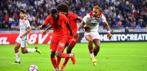 Ligue 1 : Lyon piégé par Nice