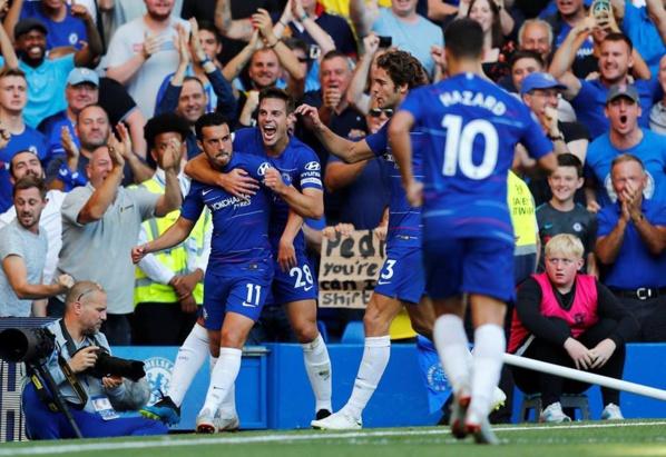 Premier league : Chelsea s'impose de nouveau contre Bournemouth, West Ham perd encore