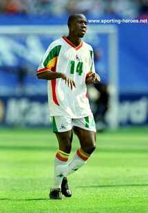 FOOTBALL - AS DOUANES : Moussa Ndiaye, la grosse prise