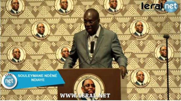 Lynché violemment sur les réseaux sociaux: Souleymane Ndéné Ndiaye a t-il signé sa mort politique?