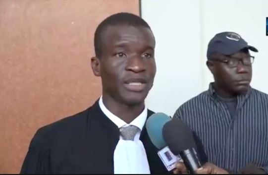 Révocation de Khalifa Sall : Me Bamba Cissé parle de