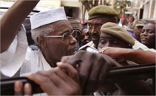 Hissène Habré bientôt jugé au Sénégal