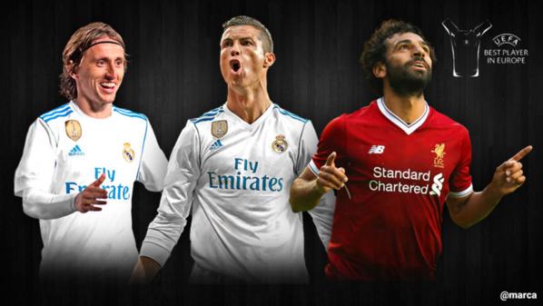 Les 3 joueurs nominés pour le prix « The Best » de la FIFA sont connus