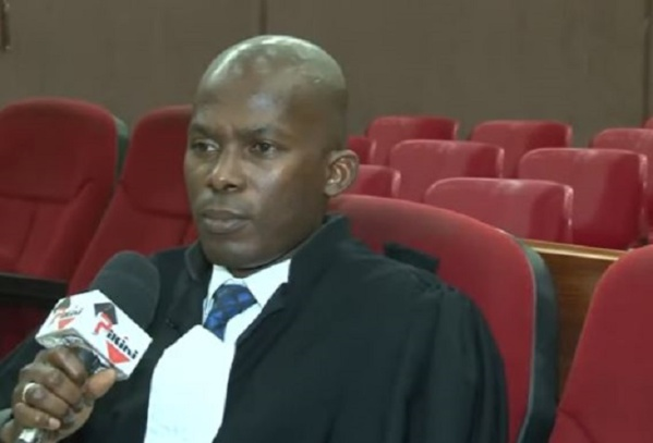 """Affaire Ngaka Blindé:  Me Aboubacry Barro dénonce la """"carence du parquet"""" et espère la libération de ses clients"""