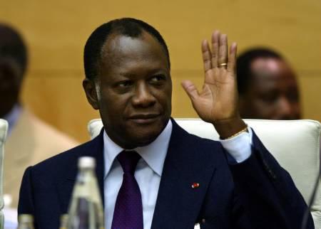 Côte d'Ivoire : Ouatarra élu avec 54% des suffrages (La Gazette)