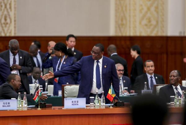 Macky Sall : « Dans l'esprit de la Déclaration de Beijing, l'Afrique et la Chine doivent toujours se soutenir mutuellement»