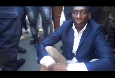 Le FNR dénombre 8 arrestations dont Omar SARR, Decroix, Thierno Alassane SALL, et Thierno BOCOUM