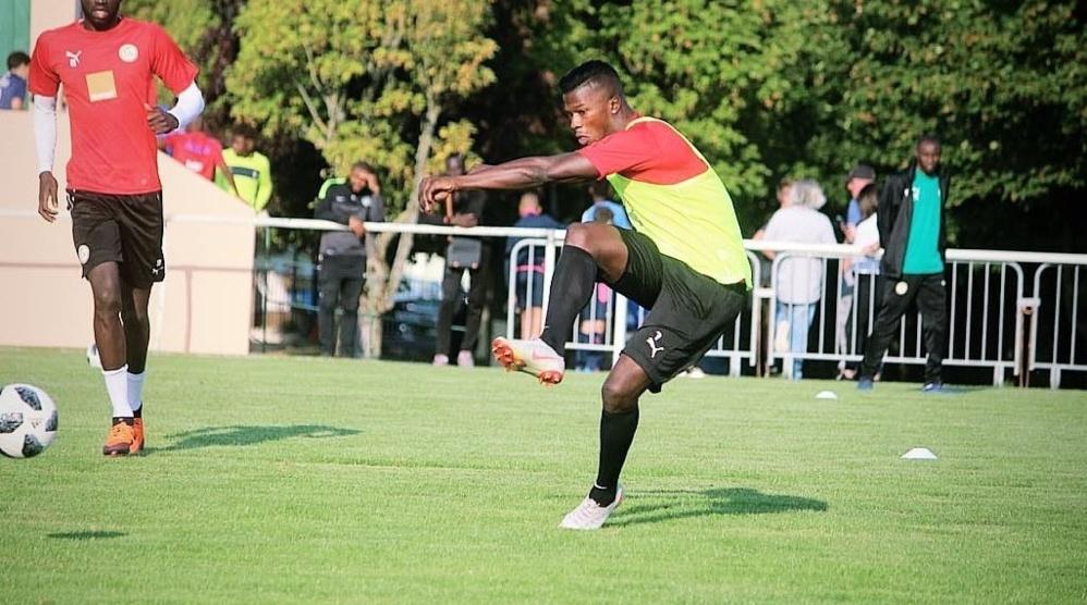 Madagascar vs Sénégal – Les Lions se sont entraînés sur un terrain de…Rugby !