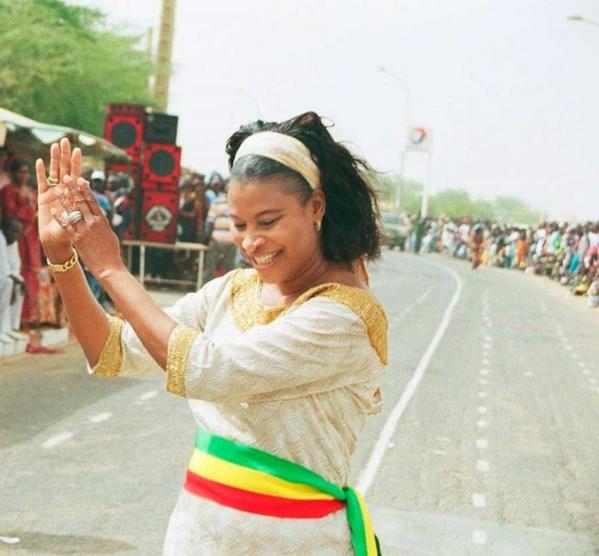 Parrainage : Me Aissata Tall Sall entre dans la danse, aujourd'hui
