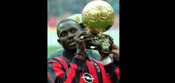 Ballon d'Or: voici les footballeurs africains à monter sur le podium