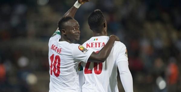 Equipe nationale : Vers une attaque Sadio – Keita – Konaté