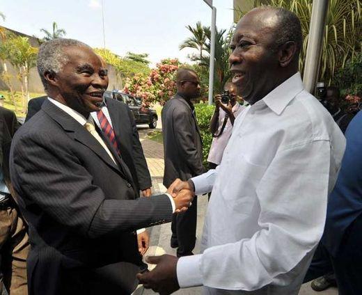 Côte d'Ivoire : L'armée rouvre les frontières ce lundi