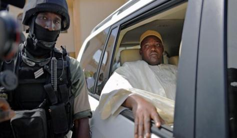 Pour la sécurité d'Adama Barrow: 150 soldats gambiens formés par le GiGN du Sénégal