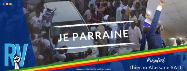 Publireportage : Urgent Déclaration de Thierno Alassane Sall ( Lancement parrainage )