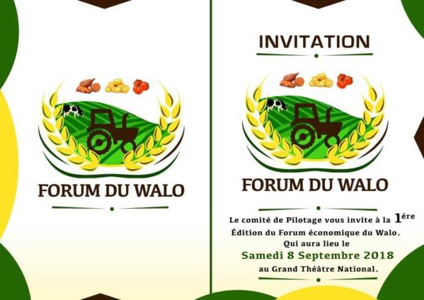 Publireportage : Forum du Walo en direct