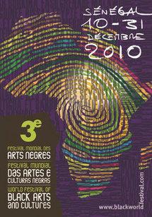 FESTIVAL DES ARTS NÈGRES : L'Algérie représentée par 32 artistes et hommes de culture